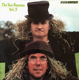 The Two Ronnies ‎Vol. 3 (LP) (EX+/VG)